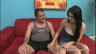 Daddy's-Quick-Suck-And-Tug