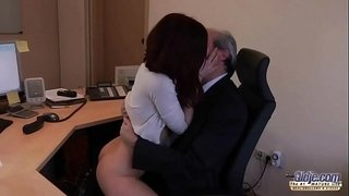 Old-Young-Porn-My-Sister-Fucked-Her-Boss-in-the-office-and-swallowed-cum
