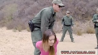 Mexican-police-and-danny-Bliss-is-a-splendid-Latina-hoe-that-thought