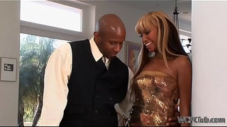 Surprising-his-Young-Ebony-Stepdaughter