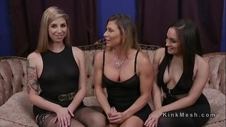 Threesome-lesbian-ass-to-mouth-fuck