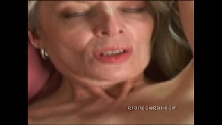 Grancougar-milf-rubbing-her-wet-pussy-after-stripping-out-of-her-clothes