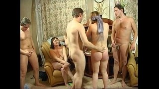 Gangbang-Russian-swingers