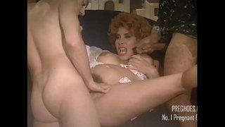 Italian-Vintage-Pregnant-Movie---More-at-PregHoes.com