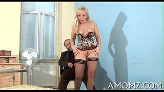 Moist-mature-pussy-fucked-unfathomable