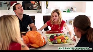 Cute-And-Tiny-Teen-Step-Sister-Angel-Smalls-And-Her-Step-Brother-Fuck-During-Thanksgiving-Dinner
