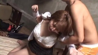 Uncensored-Japanese-Erotic-Fetish-Sex---School-Girl-and-The-Guys