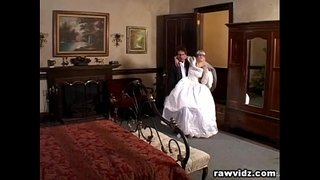 Newly-Wed-Bride-Gets-Dominated-Nasty-Dp-Fuck