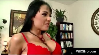 Sexy-secretary-Mahina-sucks-her-boss'-big-dick-for-a-promotion