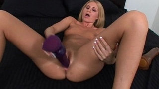 Blonde-Larin-has-a-deep-throat-and-wet-pussy-that-swallows-big-dildos