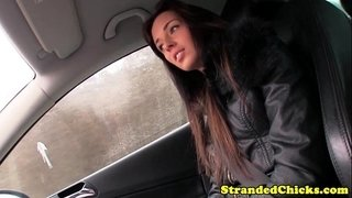Stranded-euroteen-fucked-in-the-car
