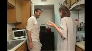 brother-and-sister-blowjob-in-the-kitchen