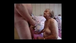 Very-old-grandma-having-fun.-Amateur-older