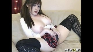 Super-Hot-Arab-Babe-Perfect-Big-Tits-Plays-With-Delicate-Tight-Perfect-Pussy-&-Ass-on-Webcam-pt