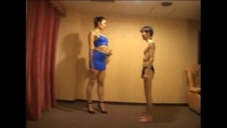 Tall-Japanese---Trampling-&-Mixed-Wrestling