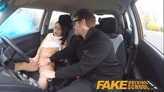 Fake-Driving-School-wild-ride-for-petite-british-Asian-with-glasses
