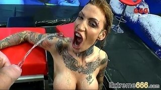 Horny-German-Girl-Gets-Punished-Pissbath