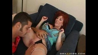 Redhead-Mommy-Needs-a-Man!