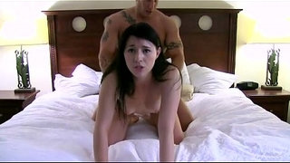 Hardcore-cock-riding-bruntte-slut-gets-nailed-good-on-the-bed