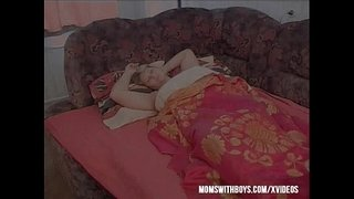 Resting-Stepmom-Gets-Couch-Fucked