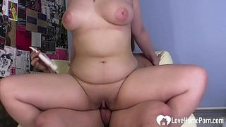 Chubby-Japanese-moms-best-friend-likes-to-get-fucked-hard-by-me
