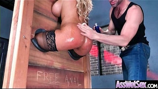 (Bridgette-B)-Superb-Oiled-Girl-With-Round-Big-Ass-Get-Analy-Nailed-clip-09