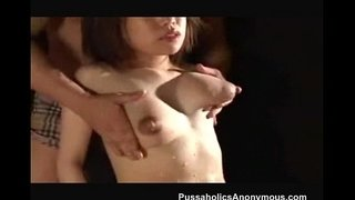 Japanese-Breast-Milking