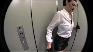 ballbusting,-foot-trampling-and-gloves-faceslapping-at-the-elevator