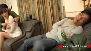 Japanese-Wife-Homami-Takasaka-Cheating-While-Her-Husband-Sleeps-In-The-Same-Room---More-Japanese-XXX-Full-HD-Porn-at-www.IFLJAPAN.com
