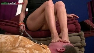 UI034-The-Professionist-First-Episode--Foot-Fetish-&-Trample