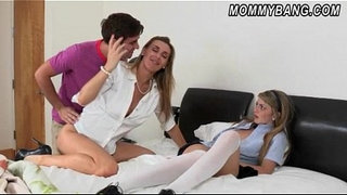 Big-titted-piano-teacher-Tanya-Tate-fucking-with-teens-on-the-bed