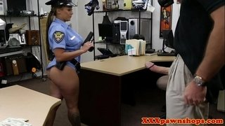 Uniform-pawnshop-slut-dicksucking-for-cash