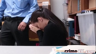 Stealing-Teen-Bobbi-Dylan-Office-Doggy-Style